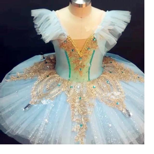 1053aed779 Swan Lake Ballet Tutu Meninas Traje Crianças Vestido de Bailarina Dancewear  Dança