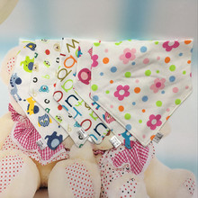2016 NEW Baby Organic Cotton Double Sides Design Absorbent Bandana Drool Bib Various Styles Cute Baby Bibs