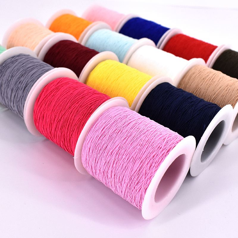 10 x Shirring Thread Elastic 200m total 20m per reel