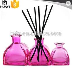 50Ml 100Ml 150Ml Mooie Roze Diffuser Essentiële Olie