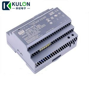 Image 3 - Meanwell HDR 150 24 24V 5.31A 127.4W 6.25A 150W slim step shape 85 264VAC 120 370VAC to DC Single output DIN Rail Power Supply