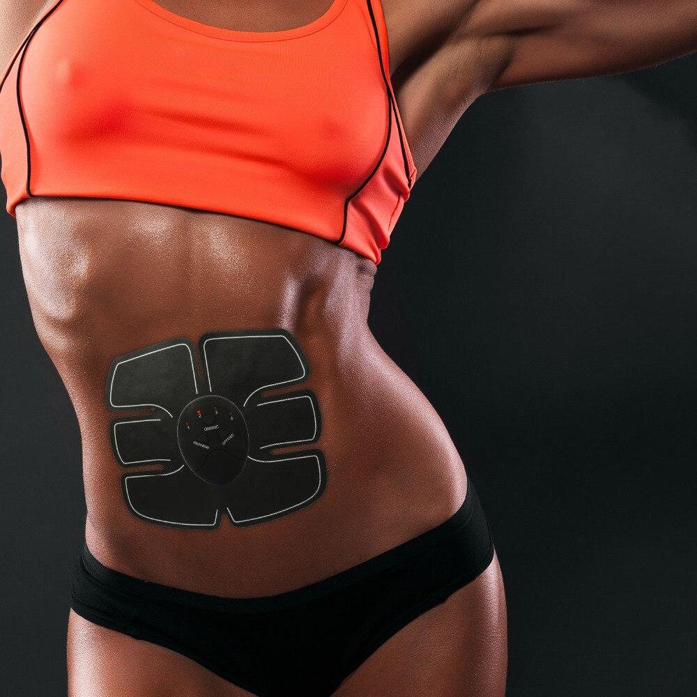 su1 Ultimate Smart Abs Stimulator Abdominal Muscle Training Toning Waist Belt