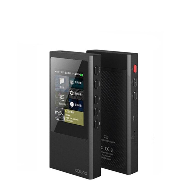 ASD xDuoo X20 Prijenosni USB Bluetooth 4.1 izlaz Lossless DSD DAP HD - Prijenosni audio i video - Foto 3