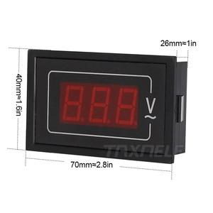 Image 5 - DL85 AC80 500V 100A 60A Dual Display Voltage Current Meter Detector Frequency Meter Amperimetro LED Voltmeter Ammeter AC Meter