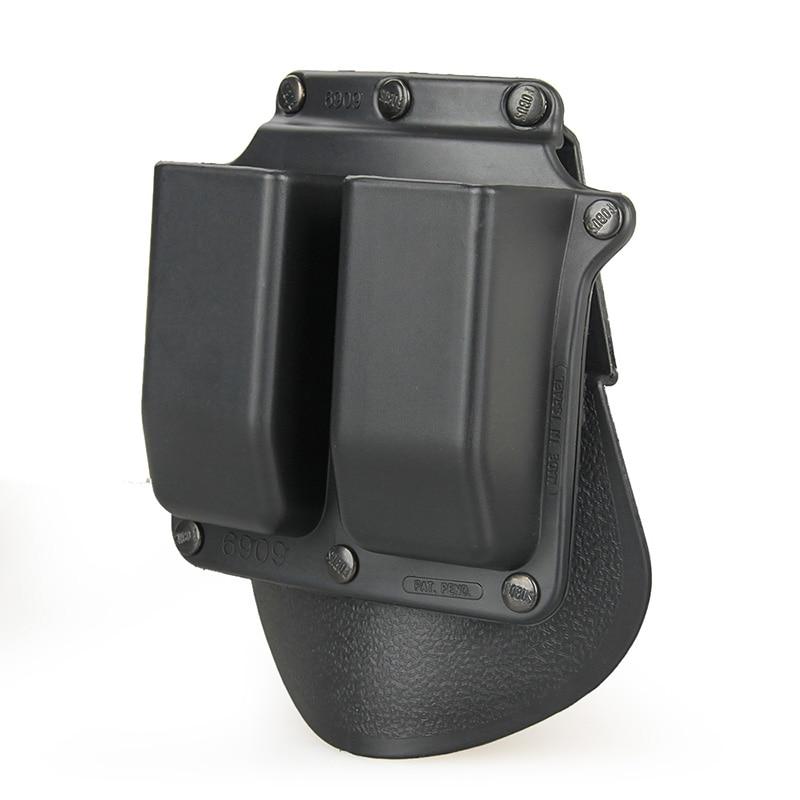 CZ OWB//IWB Kydex Double Mag holder FN