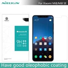 Закаленное стекло для Xiaomi Mi 8 NILLKIN Amazing H противовзрывное закаленное стекло для защиты экрана для Xiaomi Mi 8 SE