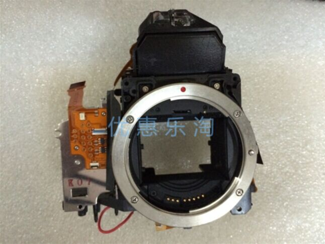 FREE SHIPPING ! 90%new 5D small body for canon 5D mirror box with mirror slr camera repair parts