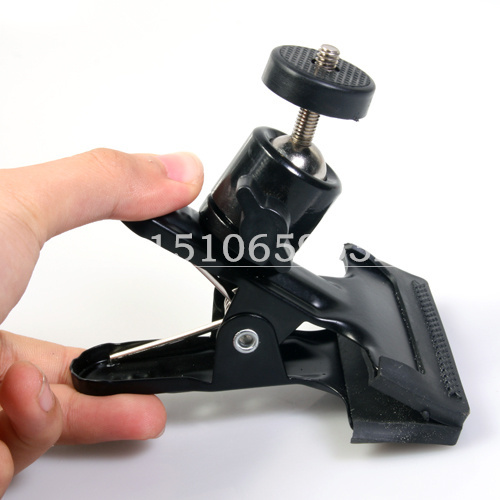 Multi-Function Clamp Clip Mount with Ball Head for gopro canon nikon fuji S&ny Action Cam HDR-AS100V AS30V AS20 AS15 HDR-AZ1