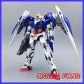 МОДЕЛЬ ПОКЛОННИКОВ в наличии Metalgearmodels металл сборка MB Gundam OO райзер OOR высокое качество сделано в китае фигурку