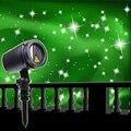 Thrisdar полное небо Звезда Открытый лазерный проектор свет Рождество Сад звезда пейзаж душ лазерный свет сцены Xma ЛУЖАЙКИ ЛАМПЫ
