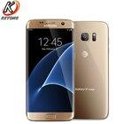 "Original AT&T Version Samsung Galaxy S7 Edge G935A LTE Mobile Phone 5.5"" Quad Core 4GB RAM 32GB ROM 12MP Android Smart Phone"