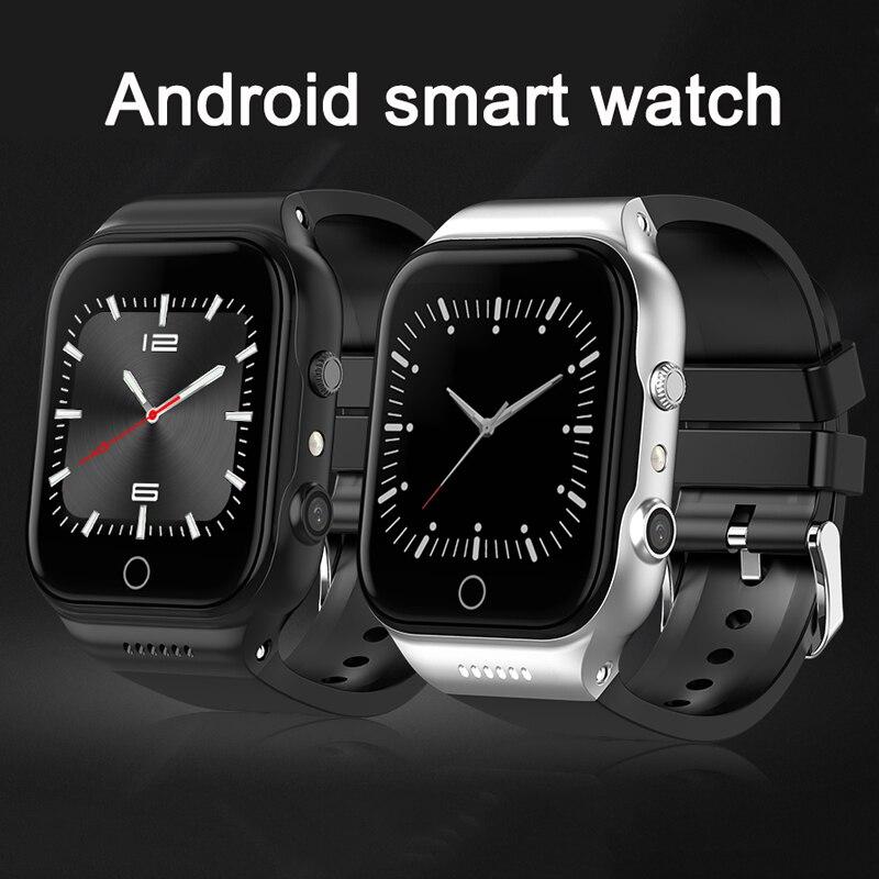 X89 3g WIFI GPS Montre Smart Watch Android Soutien 8g 32 gb Carte SIM Bluetooth avec Caméra 1.54 pouce homme Femmes Adolescents Enfants Montres