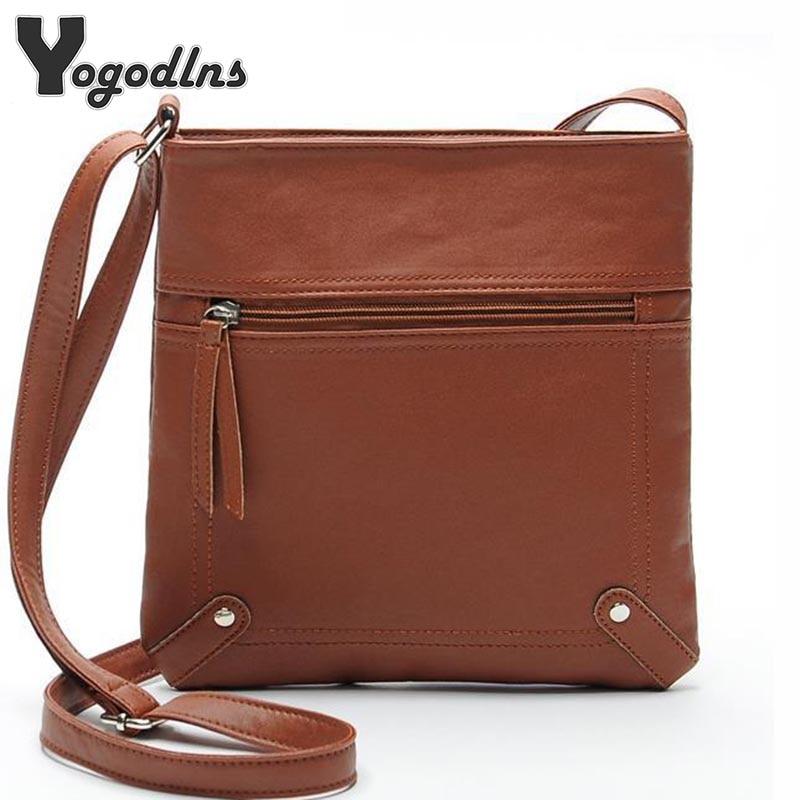 c7defcc144b0 New brand simple style hot bags Women messenger Bags ladies bucket bag PU  leather crossbody shoulder