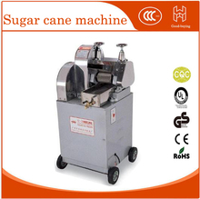 Stainless steel 3 gears rotation electric sugar cane juicer juice machine vertical sugar cane juice machine