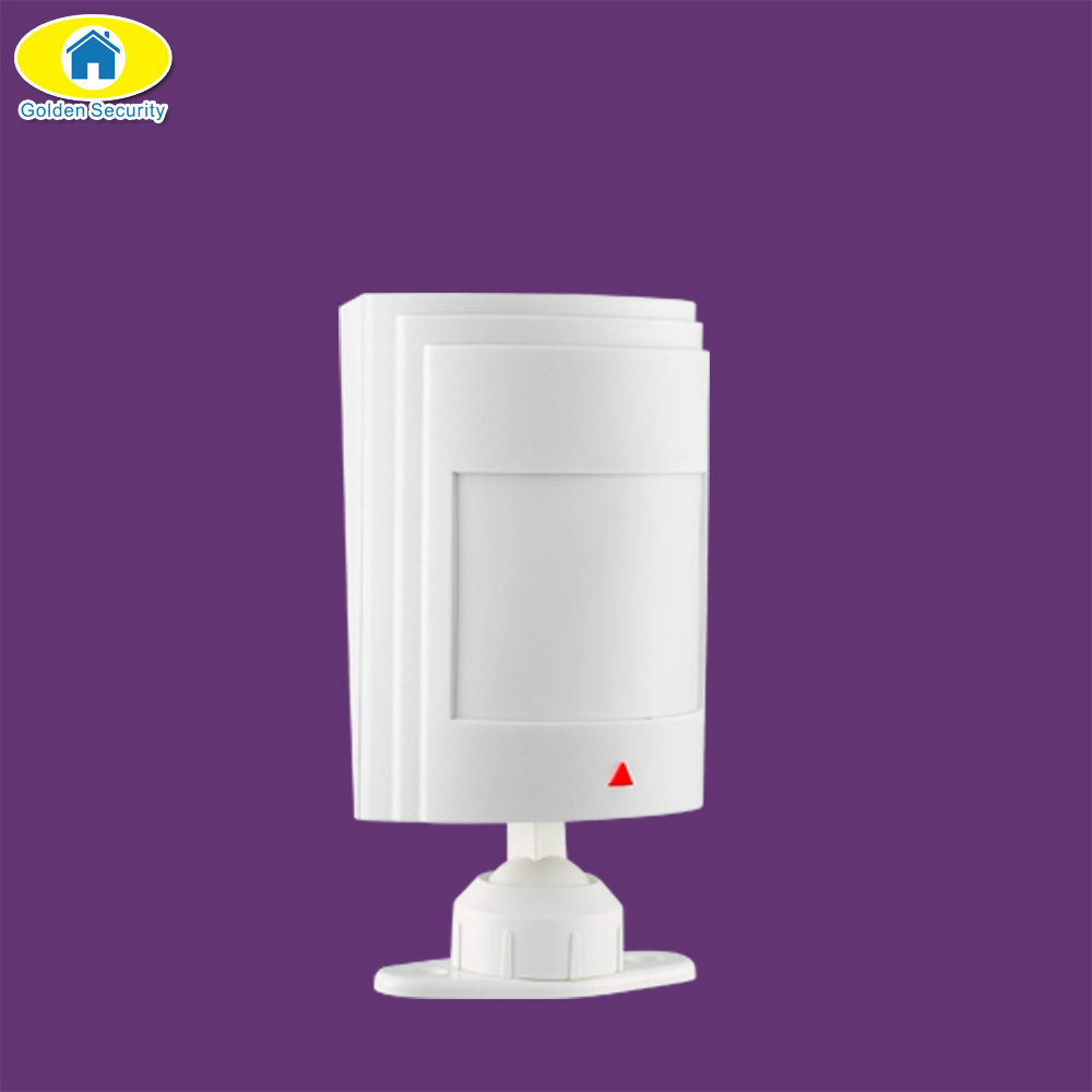 Golden Security Wired PIR Infrared Detector Motion Sensor for G90B S5 Alarm System Security KERUI System
