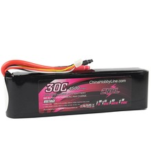 Cnhl li – po 4500 mAh 11.1 V 30C ( Max 60C ) 3 S Lipo batterie pour RC Hobby livraison gratuite
