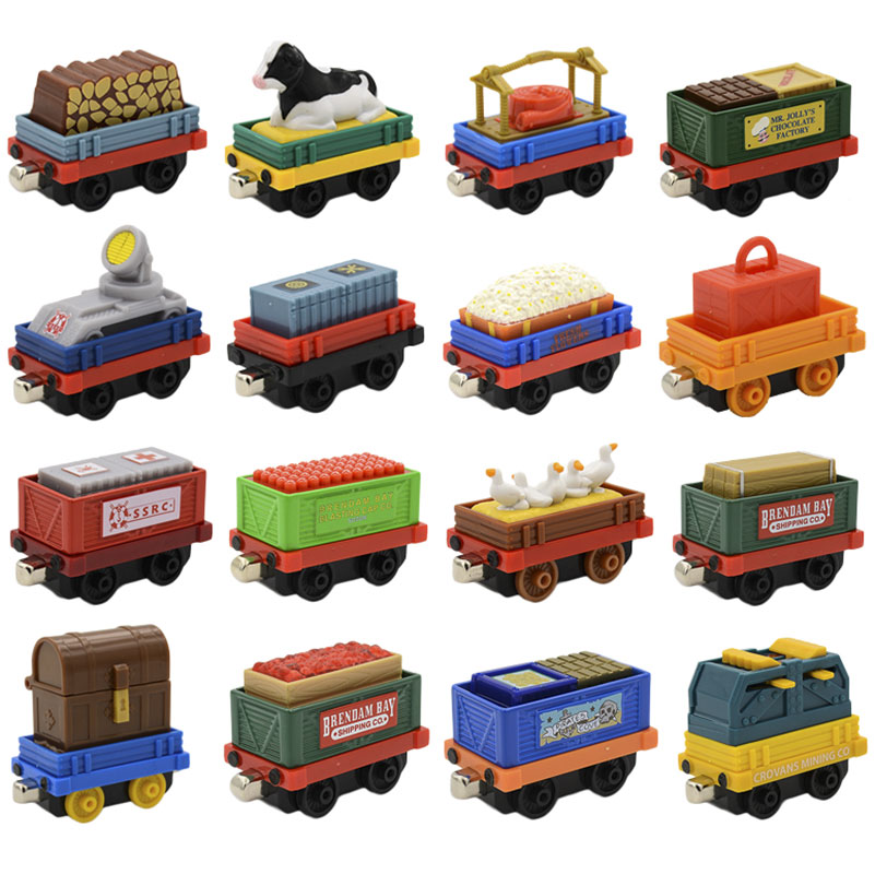 Alloy Metal Magnetic Thomas&Friends Trains Track Master Thomas Train Classic Toys For Children Learning and Education