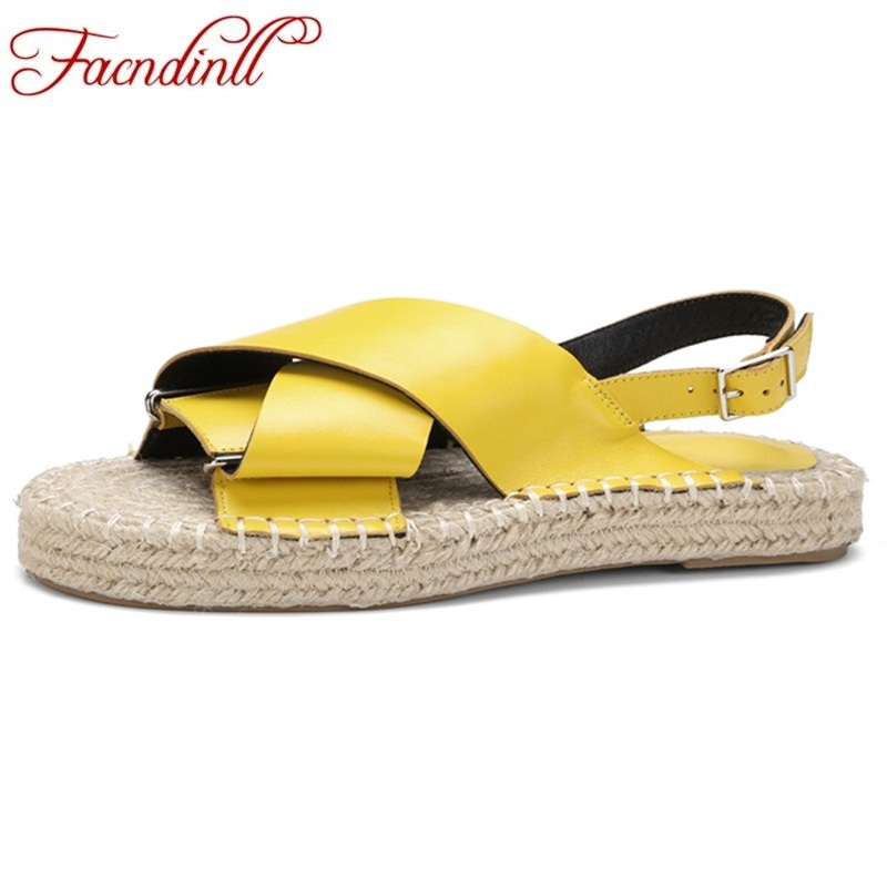 FACNDINLL new genuine leather women gladiator sandals 2018 fashion wedges platform shoes woman dress party date women sandals facndinll new women summer sandals 2018 ladies summer wedges high heel fashion casual leather sandals platform date party shoes