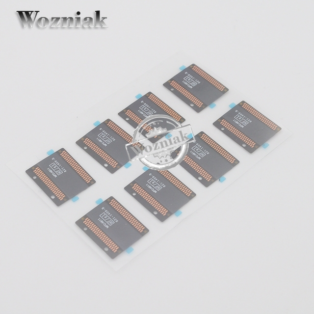 Wozniak For iPad 3 4 3rd Gen Brand New A++ Quality Mainboard Interconnector Flex Cable Repair Parts Free shipping