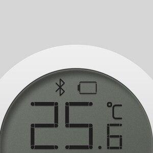 Image 5 - Originale Xiaomi Norma Mijia Bluetooth Hygrothermograph di Alta Sensibile Dello Schermo A CRISTALLI LIQUIDI Igrometro Termometro Uso del Sensore Con Norma Mijia App H30