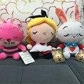 1 шт. Алиса В Стране Чудес Фаршированная & Плюшевые Игрушки Куклы Куклы и Мягкие Игрушки для Детей Подарки