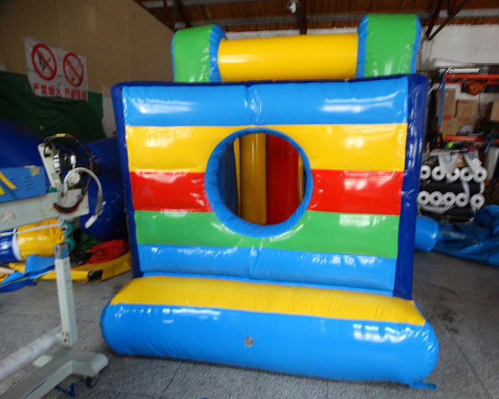 Kids playground equipment inflatable water slides for sale