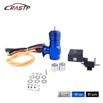 RASTP-Car Electrical Turbo Diesel Dump Valve Blow Off Valve Kits Vacuum Control RS-BOV037