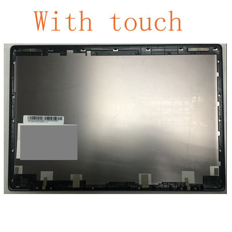 With touch screen LCD Back Cover for ASUS UX303L UX303 UX303LA UX303LN Grey for asus zenbook ux303 ux303la ux303ln 5590r replacement touch screen digitizer glass 13 3 inch black for tablet