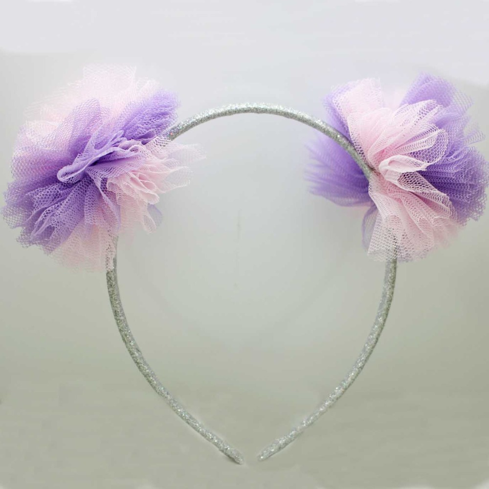 Best Purple Silver Hair Accessory Brands And Get Free Shipping