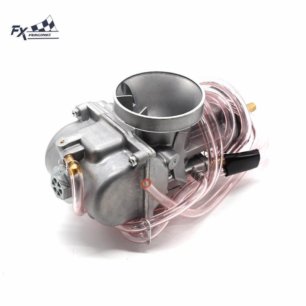 High Quality PWK 38mm Power Jet Motorcycle Carburetor Carburador For 125CC-450CC Yamaha Honda TRX250R CR250 LT250 YZ KX RM CR original 26mm mikuni carburetor for cbt125 cb125t cbt250 ca250 carburador de moto