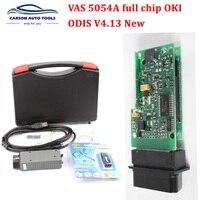 New VAS 5054A V4.41 ODIS V4.1.3 Full OKI Chip OBD OBD2 Diagnostic Tool VAS5054A 4.41/4.0.0/3.0.3 Bluetooth for UDS Scanner