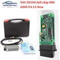 VAS 5054A V4.41 ODIS V4.1.3 диагностический инструмент OBD2 с полным чипом OKI VAS5054A 4 41/4.0.0/3.0.3 Bluetooth для UDS сканер