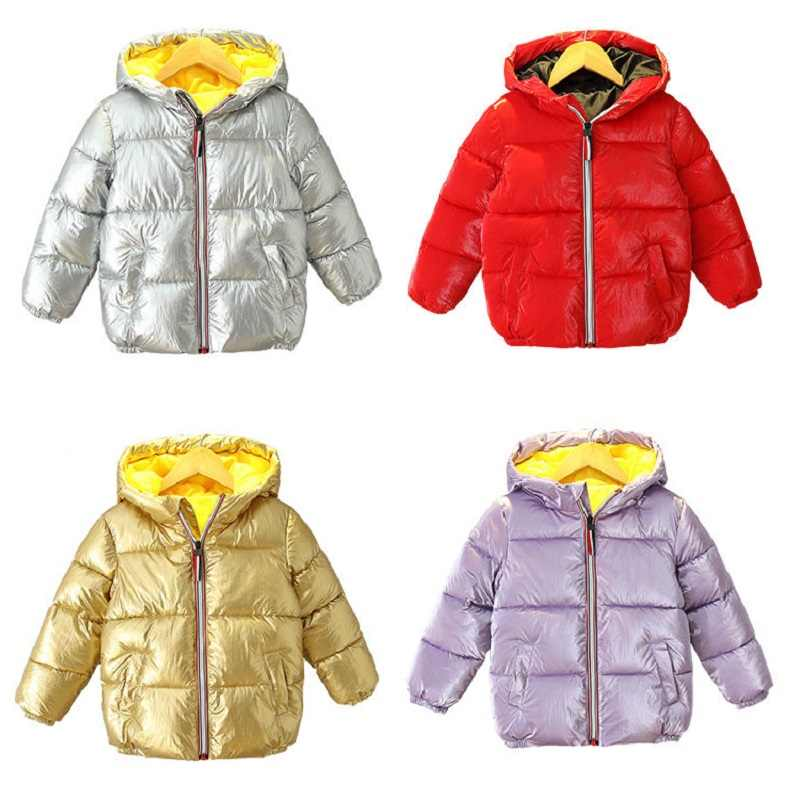 1dc0bda7abea Detail Feedback Questions about Children Winter Jacket for Girl Kids ...