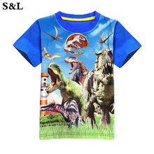 VIDMID Tees Baby Boys T-Shirt Cotton Short Sleeve Children
