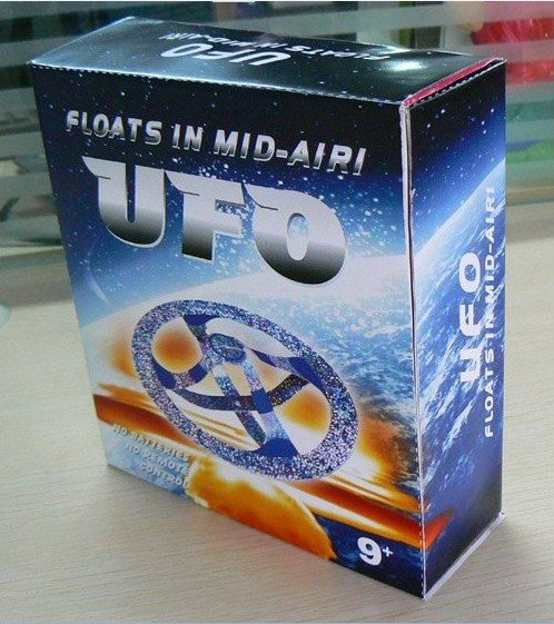 Best Birthday Gift Wholesale Magic suspended UFO air floating magic UFO free shipping