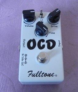 Image 4 - Accesorios de guitarra clon, pedal de guitarra Fulltone OCD, Overdrive, accionamiento obsesivo compulsivo (OCD), Pedal de tono increíble