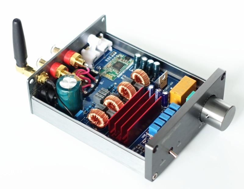 Brisa BL10B Bluetooth de Audio 4.0 100 w amplificador de audio digital Con fuent