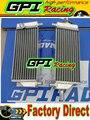 GPI aluminum racing  Radiator  for Gas Gas EC200 EC250 EC300 2003-2006 2004 2005 EC 200/300/250
