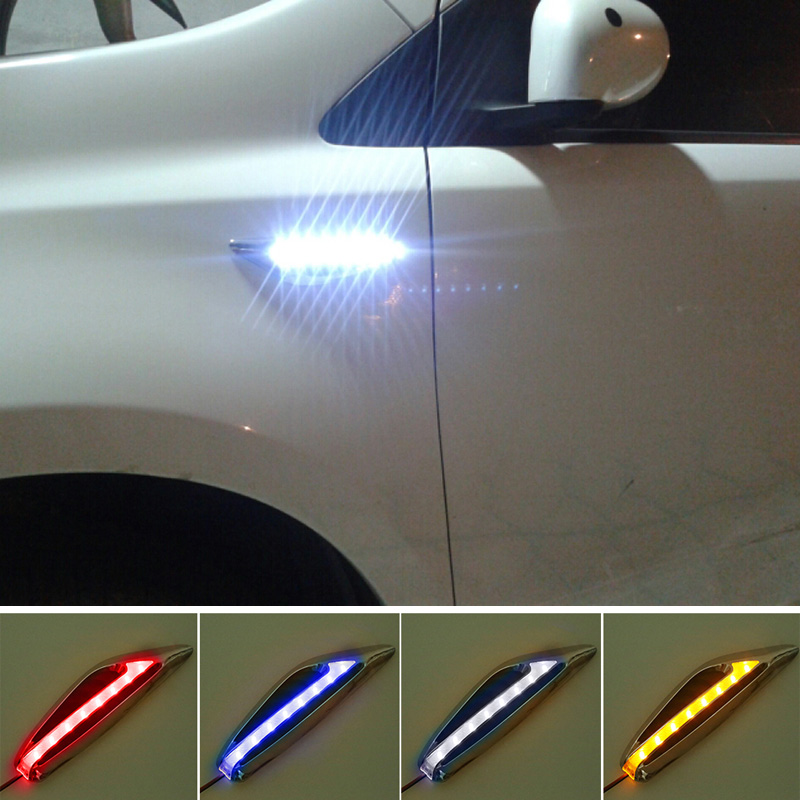 2pcs Steering Light Fender Side Lamp DC12V For Volvo BMW Audi Volkswagen Benz Chevrolet Hyundai Citroen Honda Peugeot