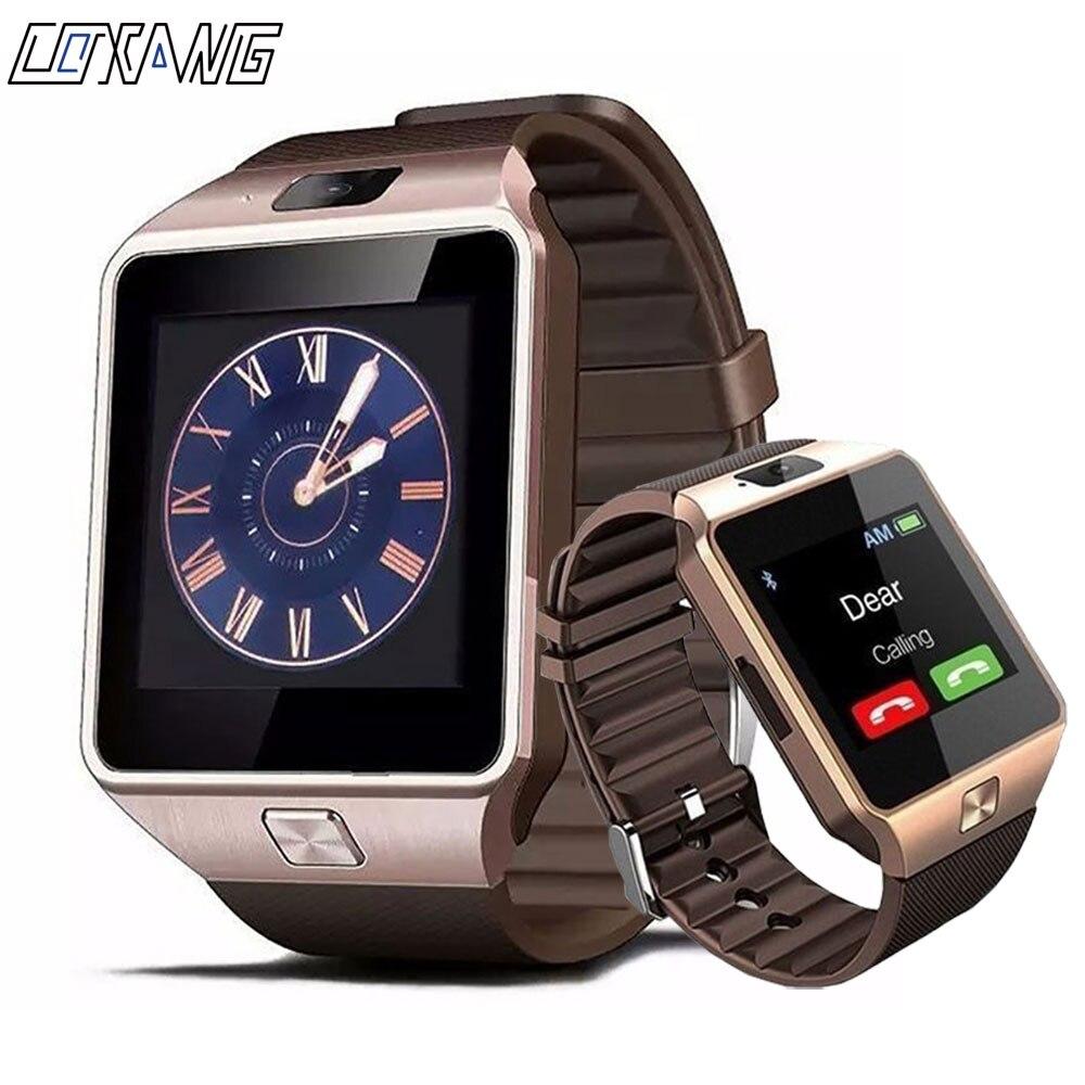 COXANG DZ09 Smart Watch Children Men Kids Watch Phone SIM Card Camera Clock Bluetooth Smartwatch dz09 For Android IOS PK GT08 A1 цена