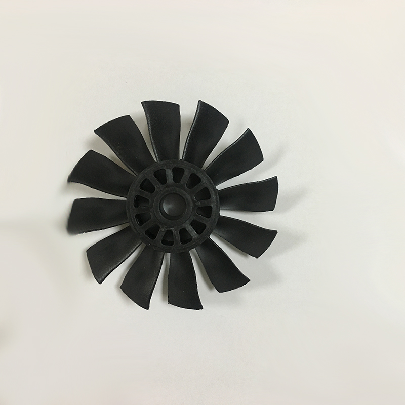 70MM fan 12 blades for EDF jet rc Airplane image