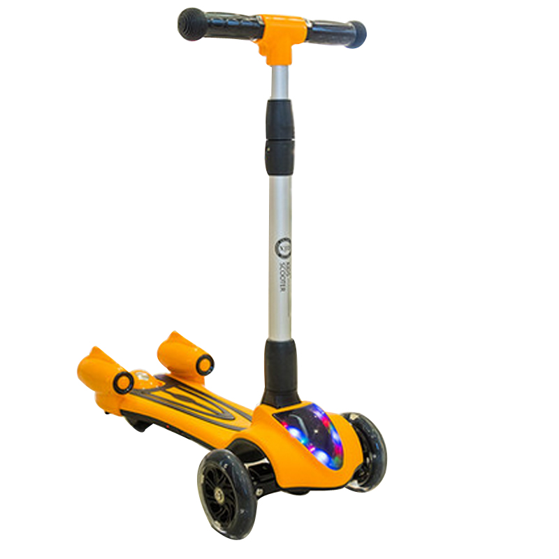 New Children Three Wheel Balance Car Scooter Foldable No Foot Pedal  Child Swing Car Twist Car Baby Walker Tricycle Riding Toys 2 wheel electric balance scooter adult personal balance vehicle bike gyroscope lithuim battery