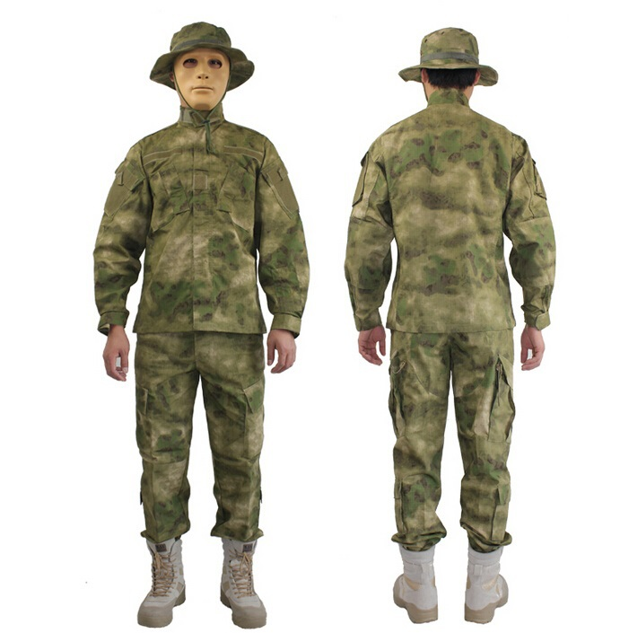 Army camouflage BDU Combat Ripstop Military Jackets &Pants Uniform Suits Sets shooter Training hunting CS war game - Tactical's store