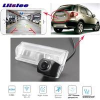 LiisLee wireless Rearview Camera for Suzuki Neo Baleno Sedan For Maruti Suzuki SX4 Sedan 2007~2014 Car HD rear reversing camera