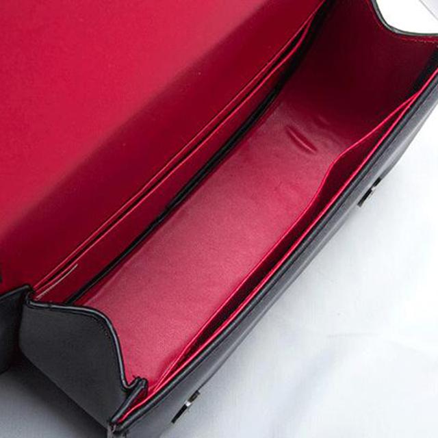 Newest Fragrance Style Messenger Bag Shoulder V-shaped Rhombic Chain Shoulder Bag Pu Leather Lady Handbag Sac A Main Bolsas