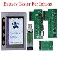 Strumenti di riparazione Per iPad iPhone Battery Tester X 8 8 P 7 7 P 6 6 P 6 S 6SP 5 5 S 4 4 S Chiaro Conteggio di Ciclo di Ricarica Della Batteria di Test
