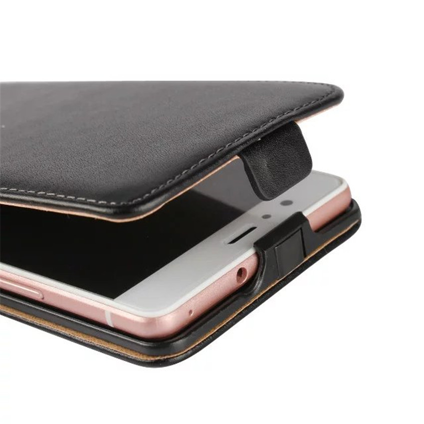 Kasus Penutup untuk Huawei P8 Lite P9 Lite P6 Balik Kulit Tas Ponsel - Aksesori dan suku cadang ponsel - Foto 5
