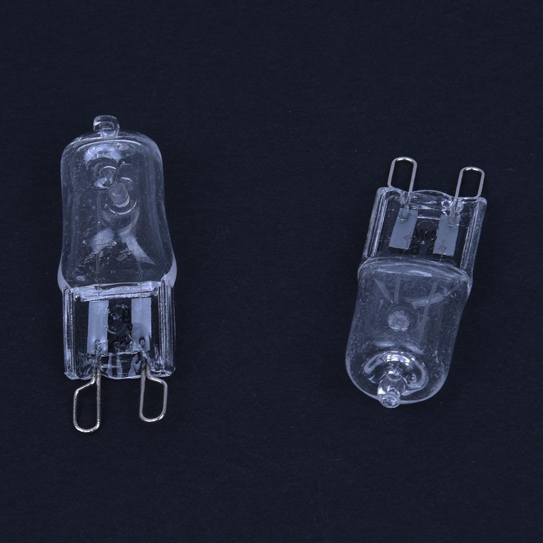 CNIM Горячая 10 X галогенная лампа G9 230V 40W теплый белый для дома