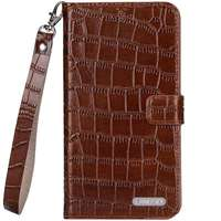 Top Cowhide Genuine Leather Cover Case For Sony Xperia Z L36h L39H Mobile Phone Shell