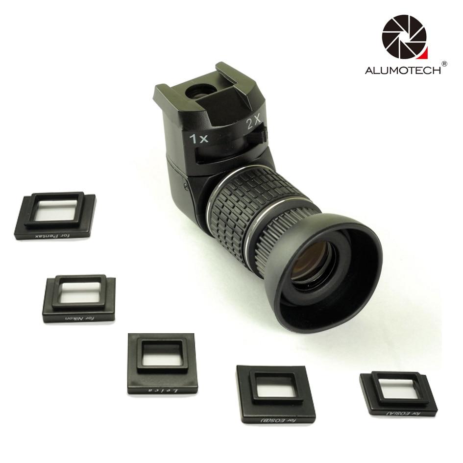 5D 25D 360D agrandissement micro-éperon pour reflex numérique Nikon viseur Canon viseur